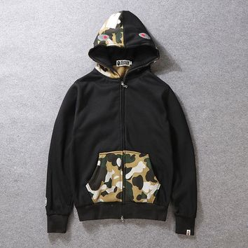 Hoodies Camouflage Jacket [211447054348]
