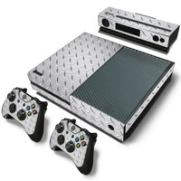 Steel Box Skin - Xbox One Protector