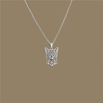 Fashionable Bengal Cat Necklace