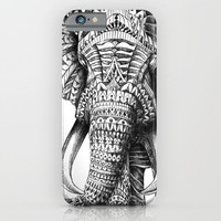 Ornate Elephant iPhone & iPod Case by BIOWORKZ