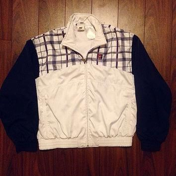 Vintage Nike Court Challenge Windbreaker Small brand new grey tag supreme court 90's s