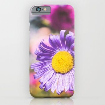 Autumn Flower iPhone & iPod Case by Errne