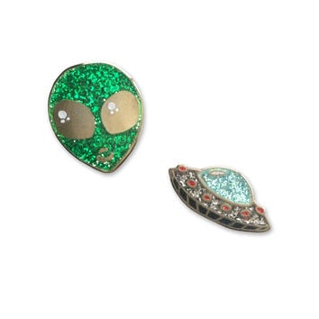 Out Of This World Enamel Pin Set- Sara Lyons