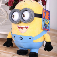 SPECIAL SALE !!! Minion toys despicable me Creative Minions 3D eyes