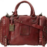 FRYE Brooke Speedy Satchel Handbag