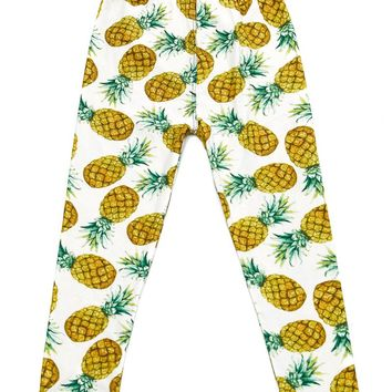 Dole Whip Kids Leggings