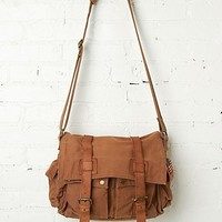 Free People Barbour Steve McQueen Collection Satchel