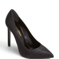 Saint Laurent Stamped Leather Pump | Nordstrom