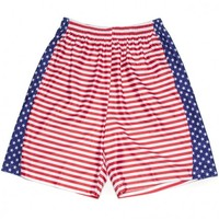 Sam Shorts in Red, White and Blue by Krass & Co.