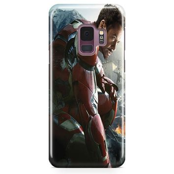 Iron Man Avengers Samsung Galaxy S9 Case | Casefantasy