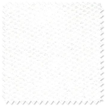 Pique White Fabric By The Yard | 100% Cotton