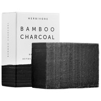 Sephora: Herbivore : Bamboo Charcoal Detoxifying Soap Bar : body-wash-shower-gel