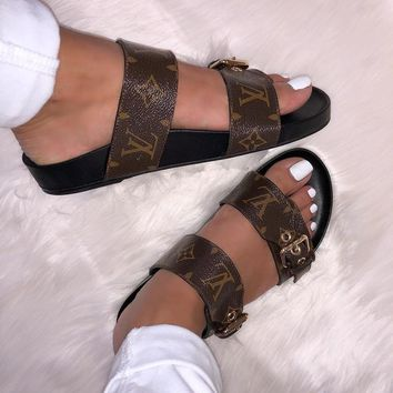 Louis Vuitton LV Ms. Bu's sandals