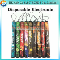 Disposable Electronic cigarette portable E Cig kit many flavor 500~600 puffs Disposable E cigarette e shisha pen e hookah pen