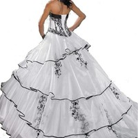 Ruffles Quinceanera Dresses Ball Gowns for Girls Party Homecoming Prom Formal Dress