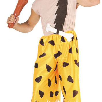 men's costume: flintstones bambam | xl
