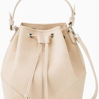 Beige Expandable Bags