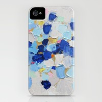 Amoebic Party No. 2 iPhone & iPod Case by Ann Marie Coolick