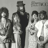 Fleetwood Mac Band Portrait Poster 11x17