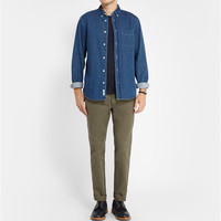 Club Monaco - Cotton and Modal-Blend T-Shirt | MR PORTER