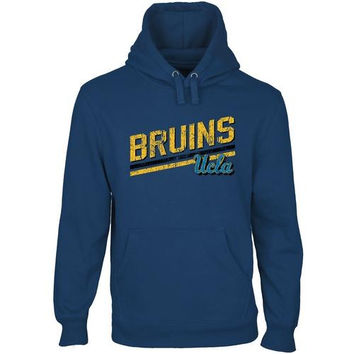 UCLA Bruins Rising Bar Primary Pullover Hoodie - True Blue