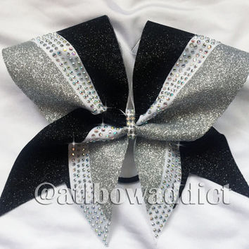 Custom Cheer Bow - YOU PICK COLORS!