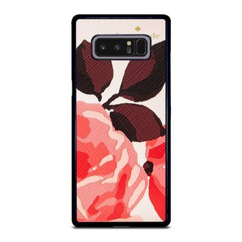 KATE SPADE CAMEROON STREET ROSES Samsung Galaxy Note 8 Case
