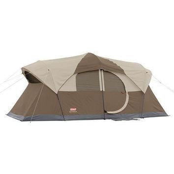 Coleman WeatherMaster 10-Person Camping Tent