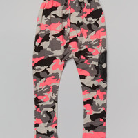 Pink Camo Harem Pants - Infant, Toddler & Girls | something special every day