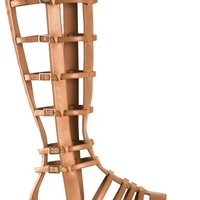 Saint Laurent 'halston' Gladiator Sandals - The Webster - Farfetch.com