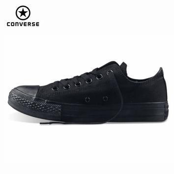Original Converse all star men's and women's sneakers for men women canvas shoes all