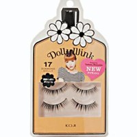 Sasa.com: Koji, DOLLY WINK False Lower Lashes #17 (Diamond Dolly) (2 pair(s))