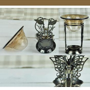 Butterfly Incense Burner