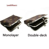 Women Vintage Fashion Small Wallets Coin