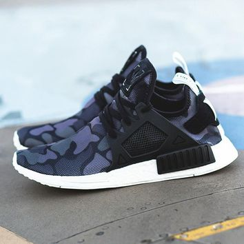 """Adidas"" NMD XR1 Duck Camo Women Men Running Sport Casual Shoes Sneakers Camouflage pu"