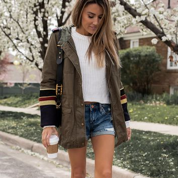 Boot Camp Jacket – Ily Couture