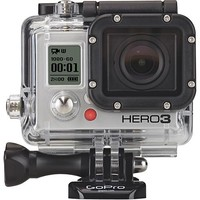 GoPro - HERO3 HD Camcorder - Black