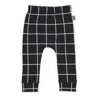 Kipp Kids Pant in Black Check