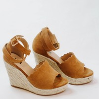 Heather Esapdrile Wedge