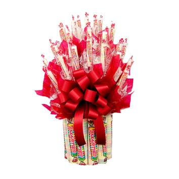 I Ate My Gift Birthday Chocolate Gift Pack IAMG029 Smarties Candy Bouquet - L...