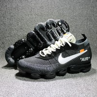 Nike 2018 Air VaporMax Black/White Size 40-45