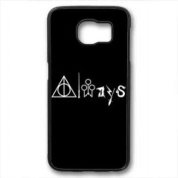 always logo harry potter for samsung galaxy s6 case