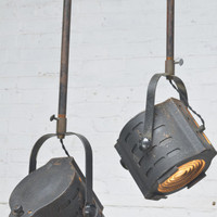 Industrial Lighting Pendant Stage Lights