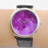 Moon Watch (Purple) from SandMwatch