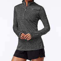 Nike Element Dri-FIT Half-Zip Running Top | macys.com