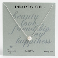 Dogeared Freshwater Pearl Necklace   Nordstrom