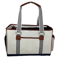 Pet Life Fashion Yacht Polo Pet Carrier | www.hayneedle.com
