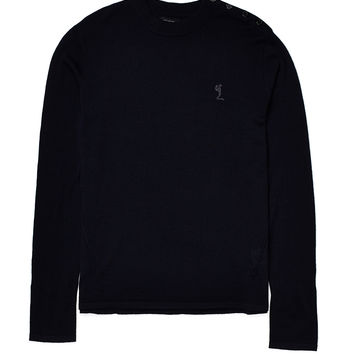 Religion Etch Jumper in Merino Wool