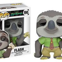 Zootopia Flash Pop! Vinyl Figure