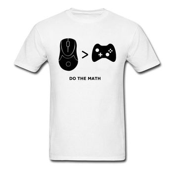PC gaming is superior To Video Game Consoles T-shirt - Gamer Tee